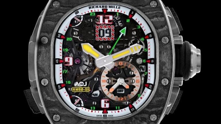 На пръв поглед авиацията и часовникарството не си приличат особено.
