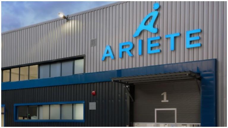 Чешката компания Ariete завърши инвестицията в новата си логистична и