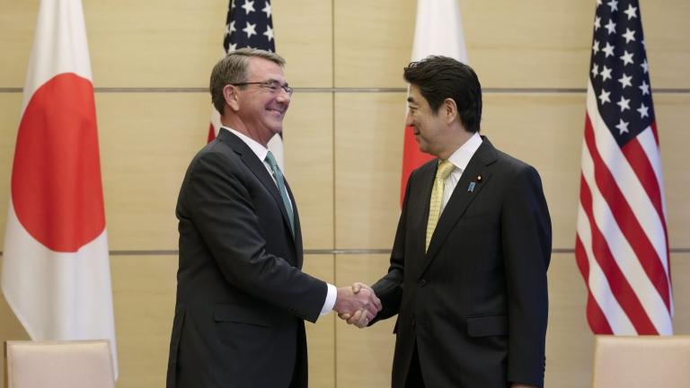 САЩ връщат част от Окинава на Япония