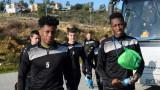 Двама нови играчи се присъединиха към отбора на Черно море