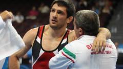От федерацията по борба поздравиха световния шампион Явор Янакиев