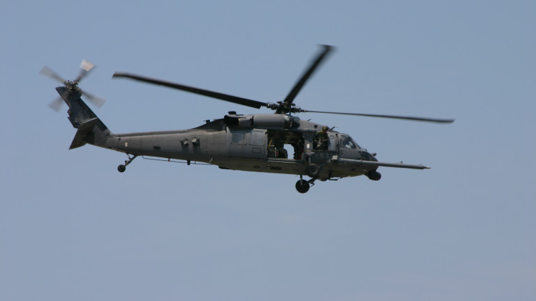 30 американски вертолета ще прелетят над Бургаско