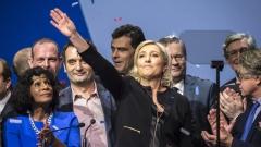 Глобализацията и ислямизацията - основни проблеми за Франция според Марин льо Пен