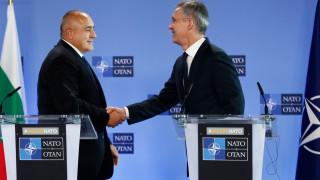 Нищо тайно и скрито не правим, уверява Борисов пред шефа на НАТО