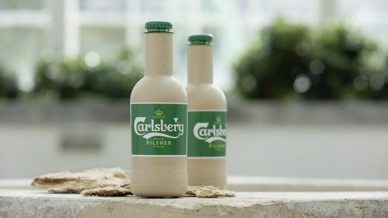 Скоро бирата ви може да се продава в бутилки от хартия