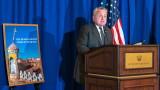 Джон Съливан утвърден като посланик на САЩ в Русия
