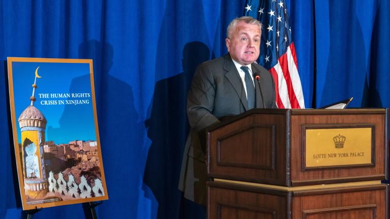 Сенатът на САЩ утвърди в четвъртък Джон Съливан за нов