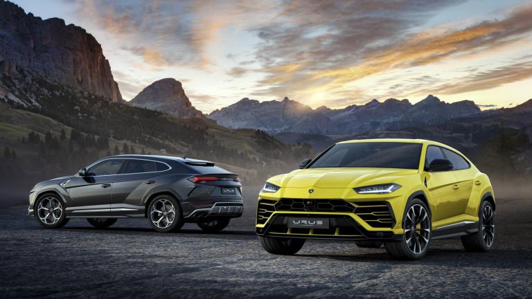 Въпреки кризата: 2020 г. е била най-успешната в историята на Lamborghini