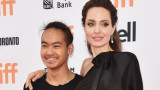Анджелина Джоли, Мадокс Джоли-Пит и къде ще учи синът на актрисата