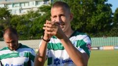 Петър Вуцов: Черно море играе доста приятен футбол