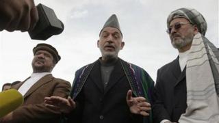 Президентът на Афганистан даде заявка за втори мандат