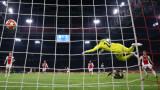 Аякс и Ювентус завършиха 1:1 в оспорван мач