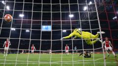 Аякс и Ювентус ще решат спора си в Торино, Роналдо с дежурен гол в Шампионска лига