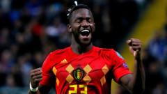 Белгия няма спирка, вкара 30-ия си гол в квалификациите