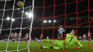 Шефилд Юнайтед победи Астън Вила и наближава зона Шампионска лига
