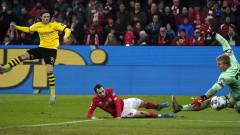Борусия (Дортмунд) разгроми Майнц като гост, Кьолн взе дербито с Байер Леверкузен