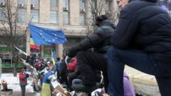 Мъст срещу втори паметник на Ленин в Украйна