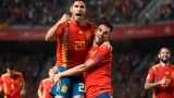 Испания разби Хърватия с 6:0 в Лигата на нациите