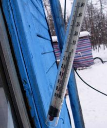 Температурен рекорд е отчетен във Видин
