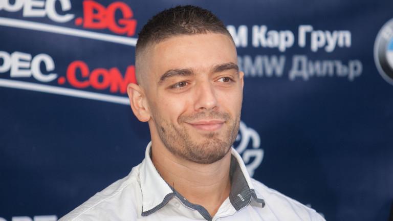 Николай Йоргов е сред талантливите български бойци, които ще спорят