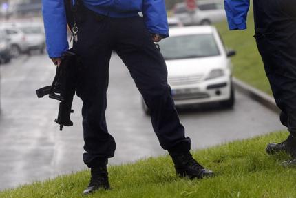 Куаши убивали с оръжие от Балканите