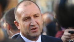 Румен Радев свиква среща за кризата във водния сектор