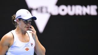 Ашли Барти намери място сред най-добрите осем на Australian Open