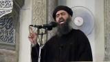 """Лидерът на """"Ислямска държава"""" Ал-Багдади призна поражението в Ирак"""