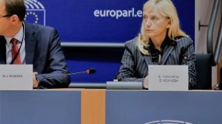 Елена Йончева инициира дискусия в ЕП за върховенството на закона в България