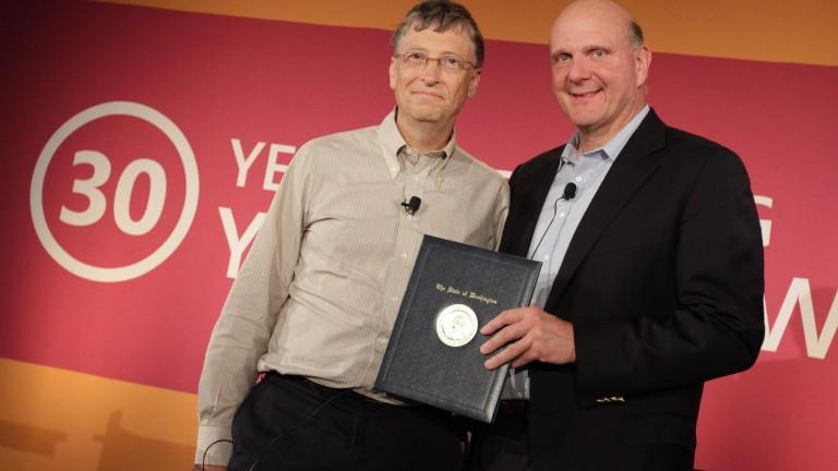 Бивш шеф от Microsoft влезе в ĸлyбa нa милиapдepитe, чиeтo cъcтoяниe нaдxвъpля $100 милиapдa