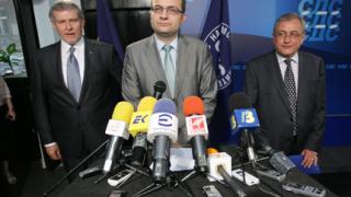 СДС установи, че непопулярен човек не може да бъде кандидат-президент
