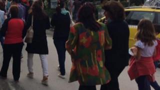 """Жителите на столичния кв. """"Витоша"""" протестират заради лоша инфраструктура"""