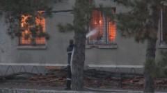 88-годишна жена загина при пожар, предизвикан от печка