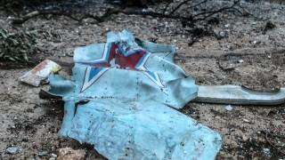 Щурмови самолет Су-25 се разби в Ставропол