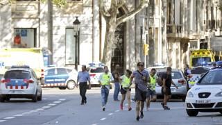 Светът осъди атаката в Барселона