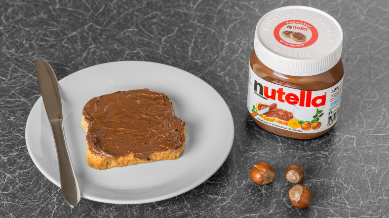 Как да отбележим световния Nutella ден