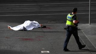 Един загинал при терористична атака в Мелбърн