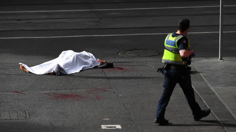 Няколко души са намушкани при нападение в Мелбърн, Австралия, съобщават