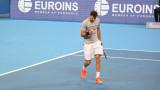 "Без сериозни съперници за Григор Димитров на ""Sofia Open 2018"""