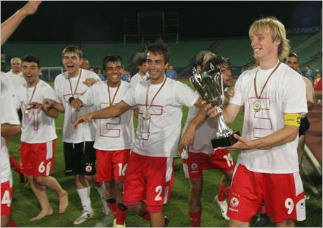 ЦСКА и Литекс е дербито при юношите (старша възраст) на републиканското първенство