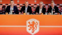 Официално: Роналд Куман е новият селекционер на Холандия