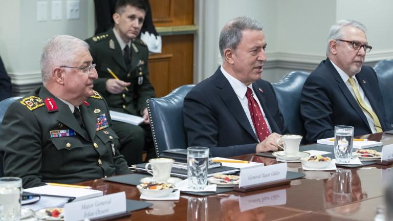 Снимка: Анкара и Вашингтон обсъждат ново предложение на САЩ за система за ПВО и ПРО