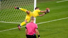 Джанлуиджи Донарума е футболист №1 на Евро 2020
