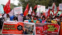 Индийските фермери зоват за национална стачка