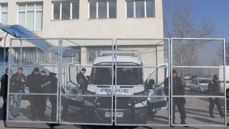 Операция срещу трафика на мигранти провеждат ДАНС, МВР и прокурори