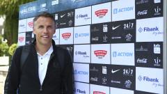 Фил Невил в България: Бербатов е прекрасен техничар, да играя срещу Стоичков е моя мечта!