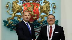 Радев доволен от търговското сътрудничество с Турция