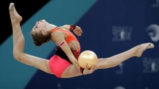 Силна Боряна Калейн остана на крачка от медала в Португалия