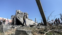 Хамас пое отговорност за ракетната атака срещу Израел