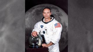 В САЩ почина астронавтът Майкъл Колинс